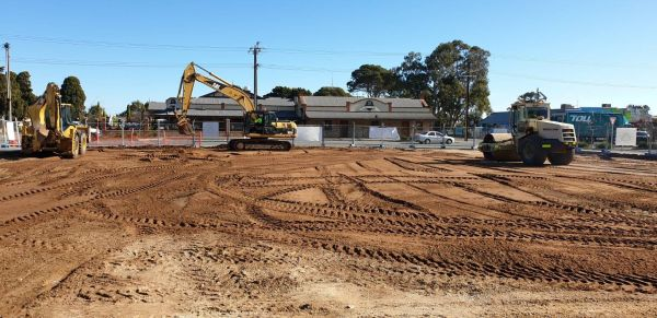 Normanville Old Service Station Site 21.07.20