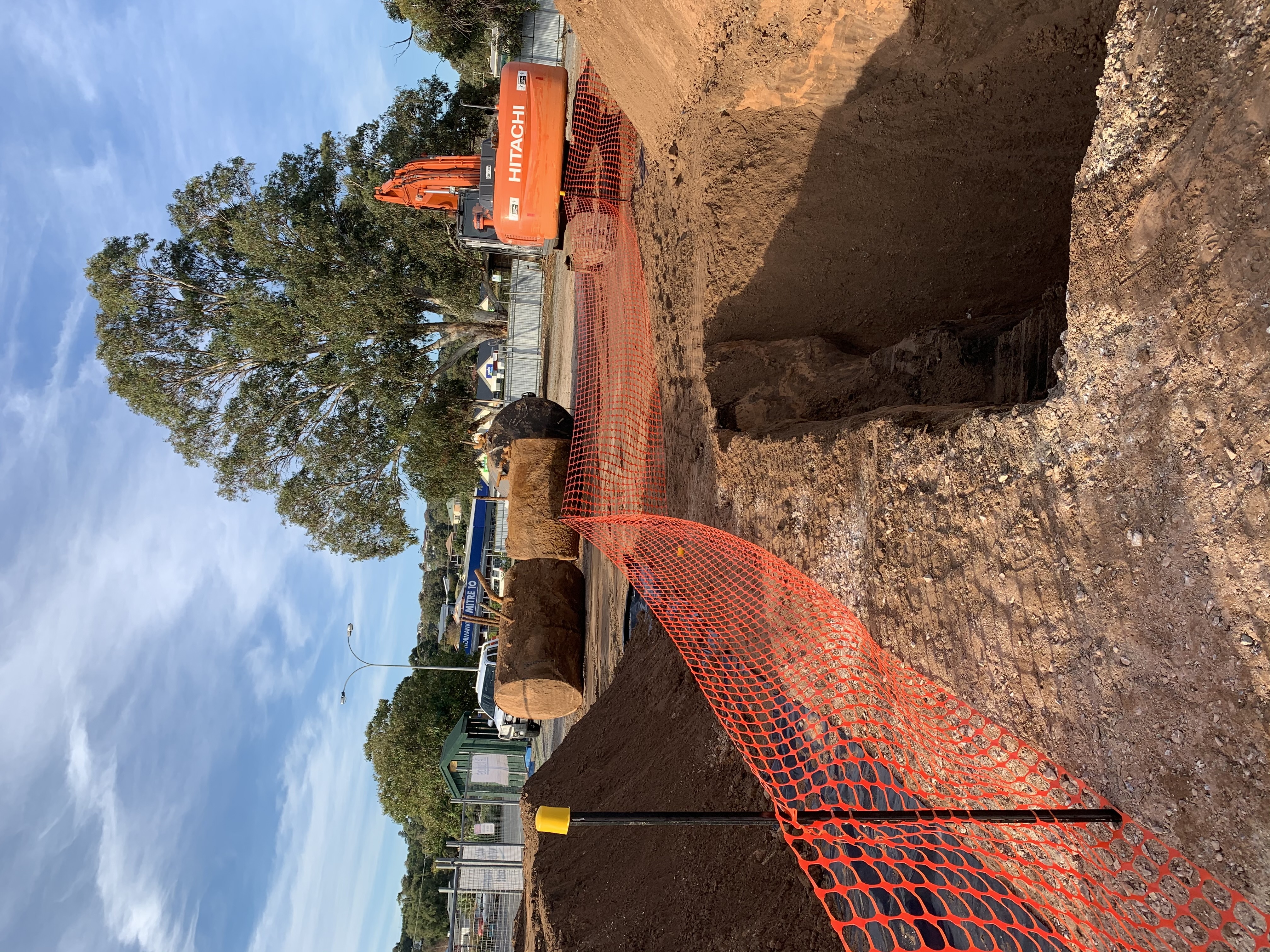 Normanville Service Station Tanks Removed