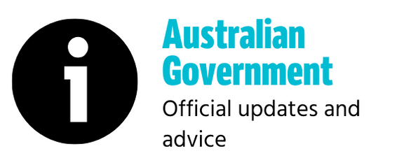 Australian Government Button